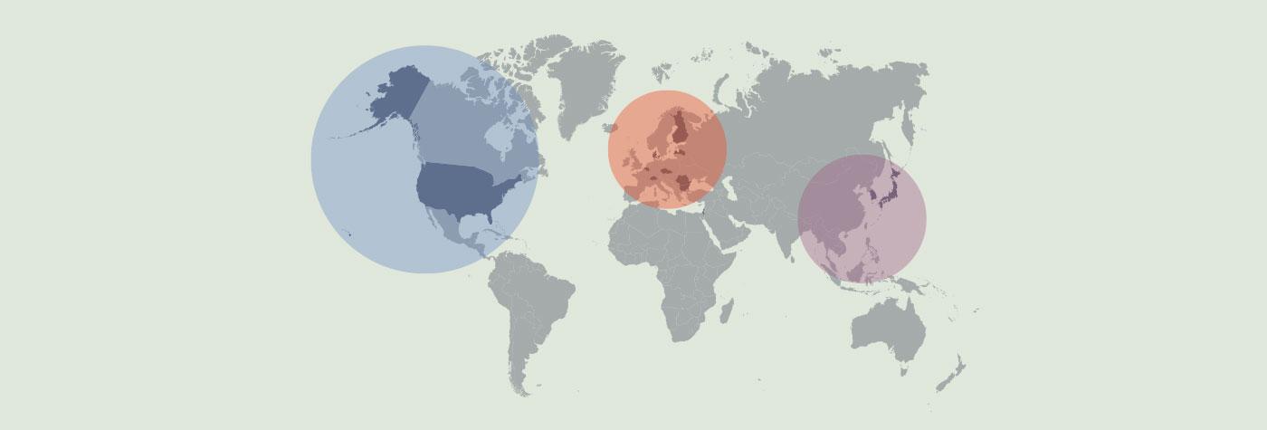Infographic: Broadband Speeds from Singapore to California ...