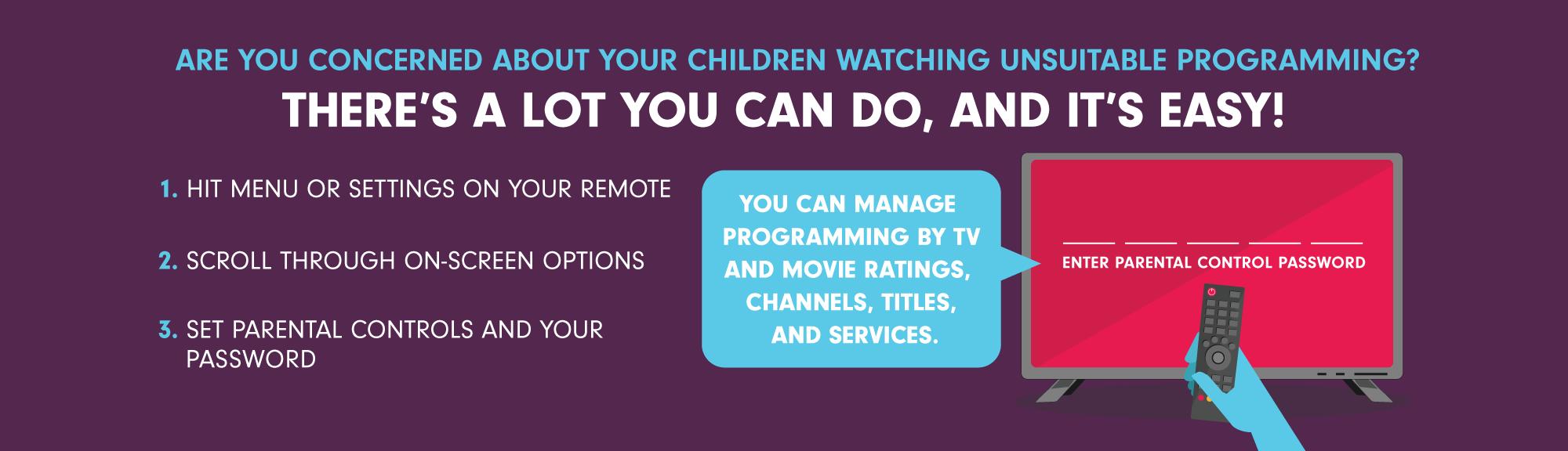 TV Parental Controls | NCTA — The Internet & Television