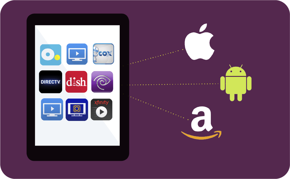 PAY TV APPS ON ALL DEVICES