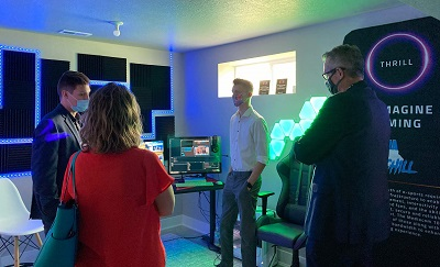 Tour of Mediacom 10G Smart Home