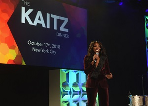 Yvonne Orji, Walter Kaitz Foundation dinner