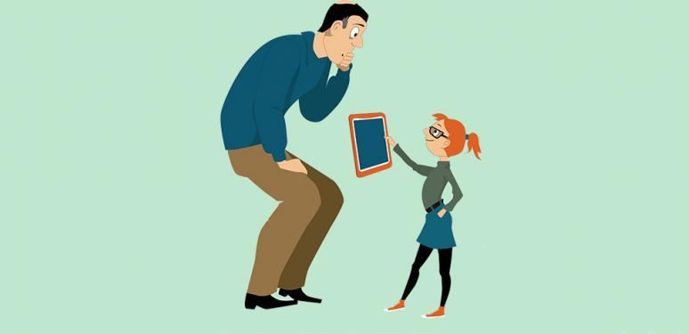 Teaching Kids How to Navigate our Digital World