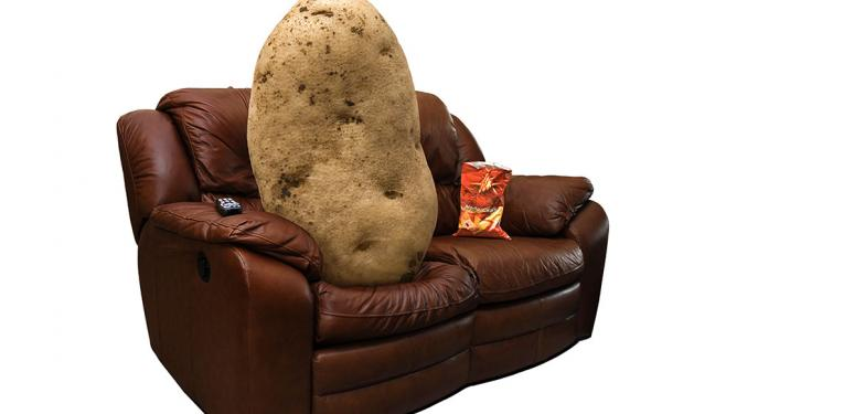 Couch potato dating site