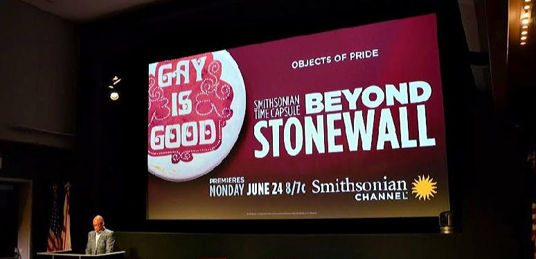 The Smithsonian Channel documentary, Beyond Stonewall, screening celebrates Pride Month, the LGBTQ+ community, and commemorates the 50th anniversary of the Stonewall Riots.