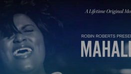 Lifetime movie about Mahalia Jackson