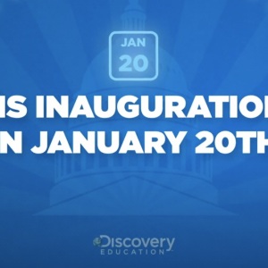 Discovery Inauguration 2021
