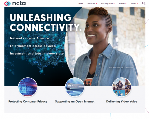 Introducing NCTA's New Website